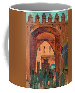 Fez Town Scene Coffee Mug