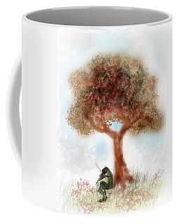 Fiddling Frog Coffee Mug