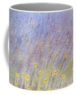 Field Of Flowers Coffee Mug by Tim Townsend