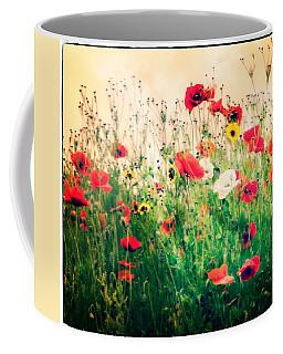 Field Of Poppy's Coffee Mug
