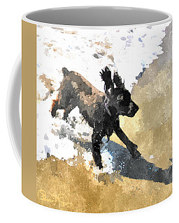 Field Spaniel Joy Coffee Mug