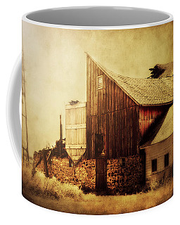 Field Stone Barn 2 Coffee Mug