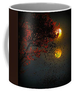 Fiery Fall... Coffee Mug