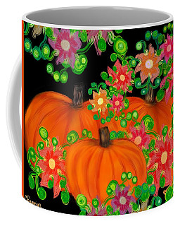 Fiesta Pumpkins Coffee Mug