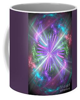 Coffee Mug featuring the digital art Fiesta by Svetlana Nikolova