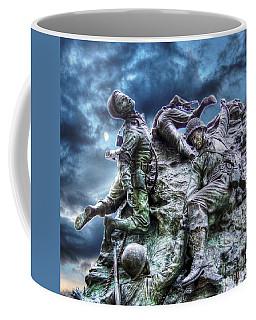 Fight On Coffee Mug by Dan Stone