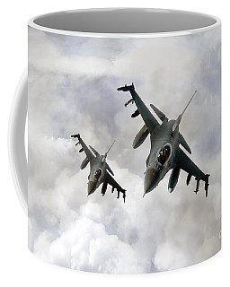 Fighting Falcons Coffee Mug