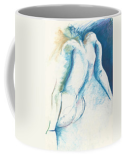 Figurative Abstract Coffee Mug by Melinda Dare Benfield