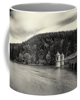 Filled To The Brim Coffee Mug by Andreas Levi