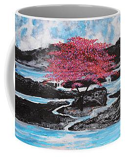 Finding Beauty In Solitude Coffee Mug