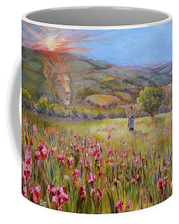 Finding Jesus #3 Coffee Mug