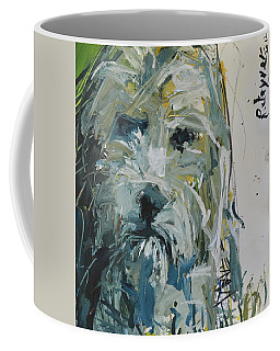 Fine Art Dog Print Coffee Mug