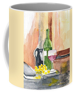 Fine Vintage Coffee Mug by Elvira Ingram