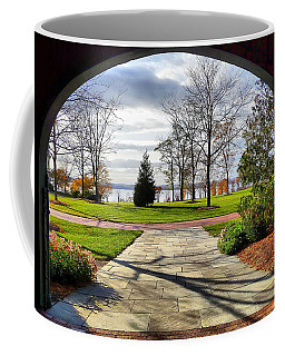Finger Lakes View From Mackenzie Childs  Coffee Mug