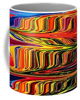 Fingerpaint Coffee Mug