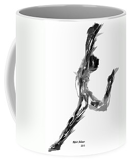 Finish Line Coffee Mug