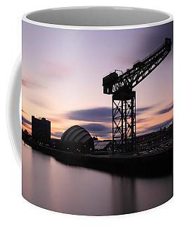 Finnieston Crane Glasgow  Coffee Mug