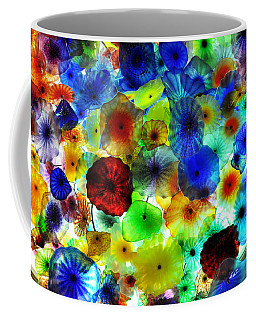 Fiori Di Como By Glass Sculptor Coffee Mug