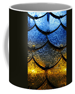 Coffee Mug featuring the photograph Fire And Ice by Skip Hunt