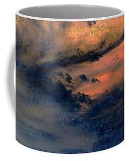 Fire In The Hills Coffee Mug
