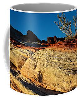 Fire Lines Coffee Mug