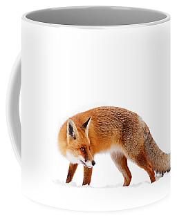 Fire 'n Ice Coffee Mug by Roeselien Raimond
