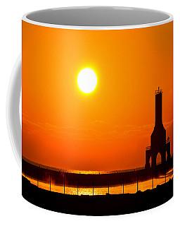 Fire Sky Coffee Mug by James  Meyer
