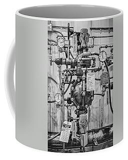 Fire Sprinkler System Riser Coffee Mug