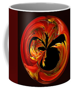 Fireball Orb Coffee Mug