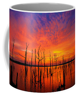 Fired Up Morn Coffee Mug by Roger Becker