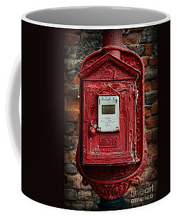 Fireman - The Fire Alarm Box Coffee Mug