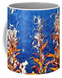 Fireweed Flower Coffee Mug