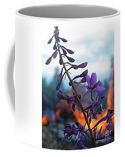 Fireweed Number Five Coffee Mug by Brian Boyle