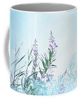 Fireweed Number Two Coffee Mug by Brian Boyle