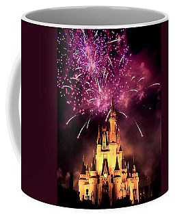 Fireworks 2 Coffee Mug