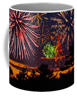 Fireworks No.1 Coffee Mug