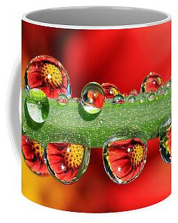 Firey Drops Coffee Mug