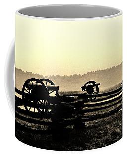 Firing Line Coffee Mug by Daniel Thompson
