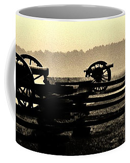 Firing Line Coffee Mug