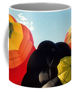 Coffee Mug featuring the photograph First Away by William Selander