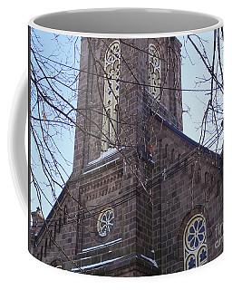 First Baptist Church Coffee Mug