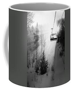 First Chair Coffee Mug by Sean McClay