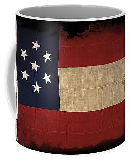 First Confederate Flag Coffee Mug