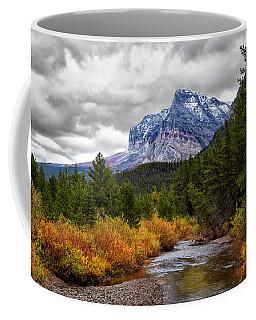 First Dusting Of Snow Coffee Mug