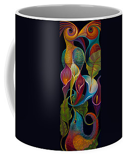 First Flight Triptych - Unframed Coffee Mug
