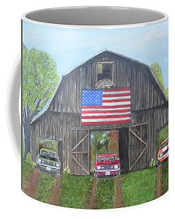 First Generation Coffee Mug