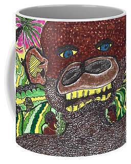 First Jungle Coffee Mug