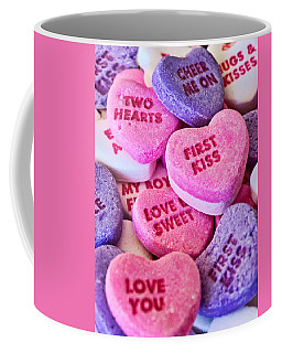 Coffee Mug featuring the photograph Valentines Day by Vizual Studio