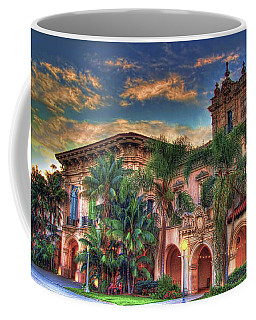 Coffee Mug featuring the photograph First Morning Glow by Gary Holmes