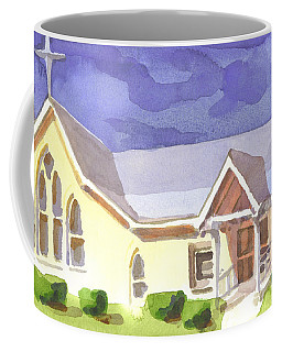 First Presbyterian Church II Ironton Missouri Coffee Mug by Kip DeVore